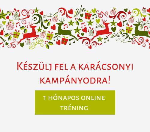 Karácsonyi Marketing Tréning