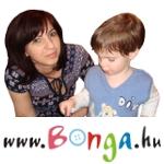 Bálint Judit, Bonga