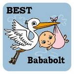 Rizmajer Lászlóné, Best bababolt