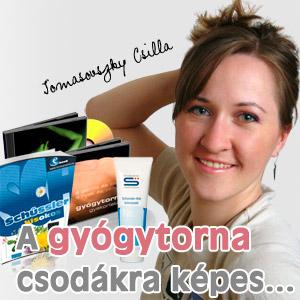 Tomasovszky Csilla, Gyógytornázz