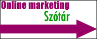 online marketing szótár