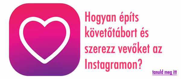 Sikerrel az Instagramon!
