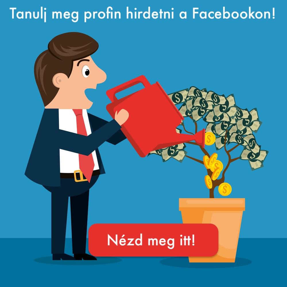 Profi Facebook Hirdetés Tréning